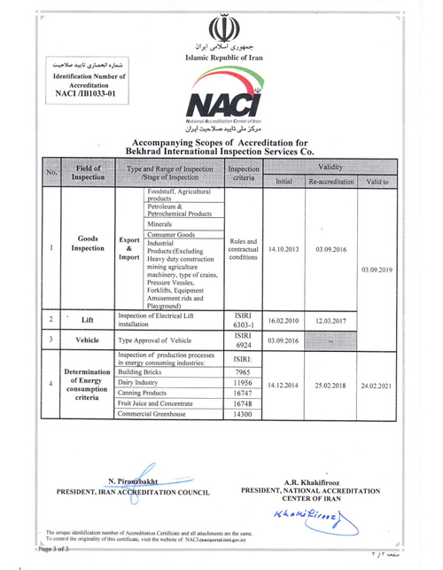 ISO 17020 (Page 3)