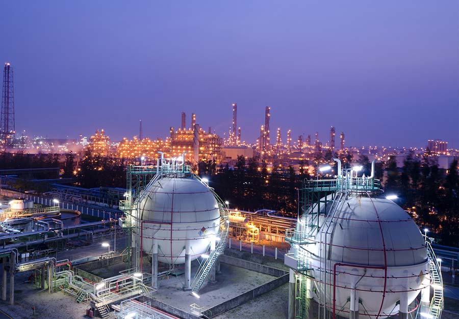 Petroleum & Petrochemical Inspection